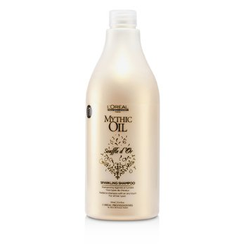 L'Oreal Mythic Oil Souffle d'Or Champ� Espumoso (Para Todo Tipo de Cabello)  750ml/25.4oz