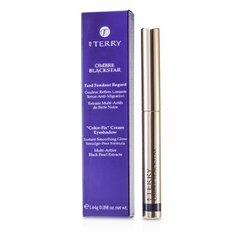 By Terry Ombre Blackstar Color Fix Cream Eyeshadow - # 12 Black Matte  1.64g/0.058oz