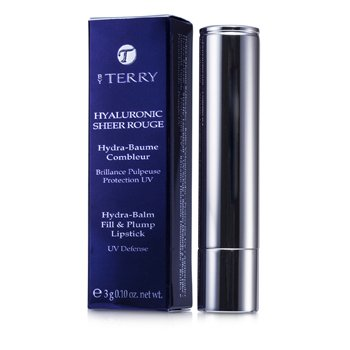 By Terry Hyaluronic Sheer Rouge Hydra Balm Pintalabios Llena & Rellena (Defensa UV) - # 13 Sangria Appeal  3g/0.1oz