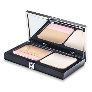 Givenchy Teint Couture Base Compacta e Iluminador de Larga Duración SPF10 - # 3 Elegant Sand  10g/0.35oz