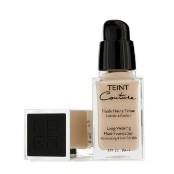 Givenchy Teint Couture Base Fluida de Larga Duraci�n SPF20 - # 3 Elegant Sand  25ml/0.8oz