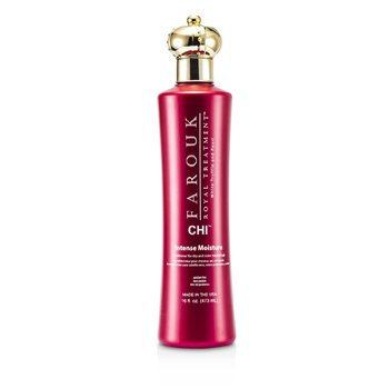 CHI Farouk Royal Treatment Acondicionador Hidratación Intensa (Para Cabello Seco y Tratado con Color)  473ml/16oz