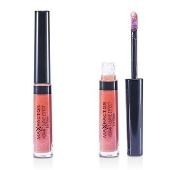 Max Factor Gloss Labial Vibrant Curve Effect Duo Pack - # 09 Sophisticated  2x5ml/0.17oz