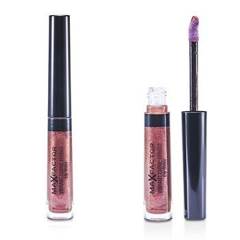 Max Factor Gloss Labial Vibrant Curve Effect Duo Pack - # 12 Urban Queen  2x5ml/0.17oz