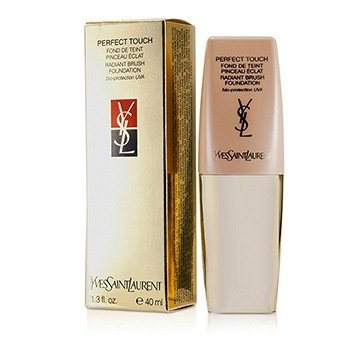 Yves Saint Laurent Perfect Touch Base Radiante con Brocha - # BR40 Beige Rose (ex 7)  40ml/1.3oz