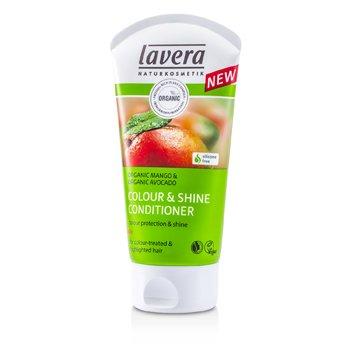 Lavera Organic Mango & Organic Avocado Colour & Shine Conditioner (For Colour-Treated & Highlighted Hair)  150ml/5oz