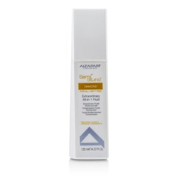 AlfaParf Semi Di Lino Diamond Extraordinary All-in-1 Fluid (For All Hair Types)  125ml/4.22oz