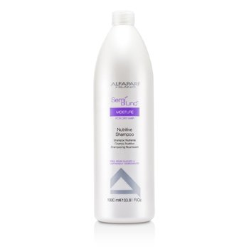 AlfaParf Semi Di Lino Moisture Nutritive Shampoo (For Dry Hair)  1000ml/33.81oz