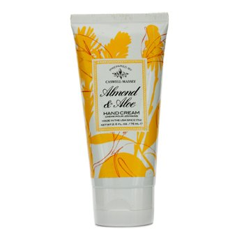Caswell Massey Almond & Aloe Crema de Manos  75ml/2.5oz