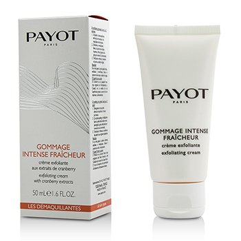 Payot Krem złuszczający Gommage Intense Fraicheur Exfoliating Cream  50ml/1.6oz