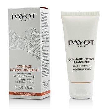 Payot Creme Esfoliante Gommage Intense Fraicheur  50ml/1.6oz