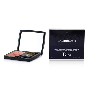 Christian Dior DiorBlush Rubor en Polvo Color Vibrante - # 566 Brown Milly  7g/0.24oz