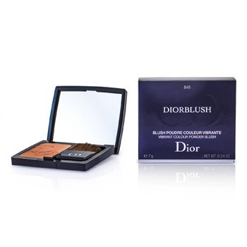 Christian Dior DiorBlush Vibrant Colour Powder Blush - # 849 Mimi Bronze  7g/0.24oz