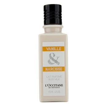 L'Occitane Vanille & Narcisse Body Milk  175ml/6oz