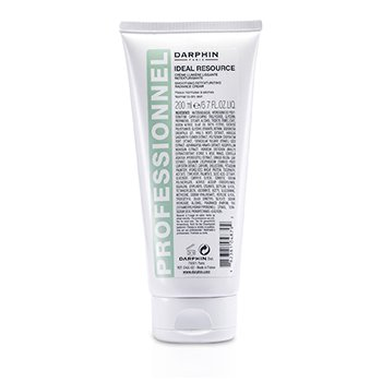 Darphin Ideal Resource Crema Suavizante Resplandor Retexturizante (Piel Normal a Seca; Tama�o Sal�n)  200ml/6.7oz
