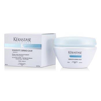Kerastase Specifique Sensidote Dermo-Calm Máscara Valming Calmante (Cuero Cabelludo Sensible - Todo Tipo de Cabello)  200ml/6.8oz