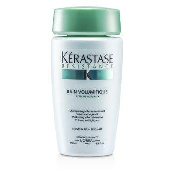 Kerastase Resistance Bain Volumifique Qalınlaşdırıcı Təsir Şampun (Nazik Saçlar Üçün)  250ml/8.5oz