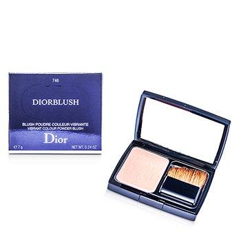 Christian Dior DiorBlush Rubor en Polvo Color Vibrante - # 746 Beige Nude  7g/0.24oz