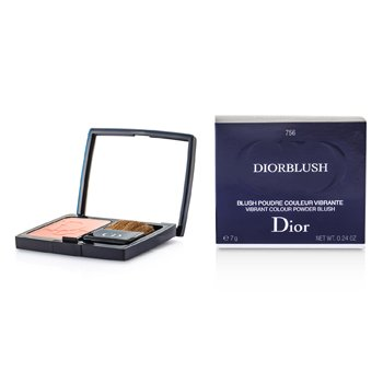 Christian Dior DiorBlush Rubor en Polvo Color Vibrante - # 756 Rose Cherie  7g/0.24oz