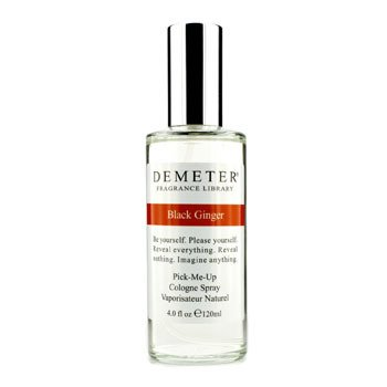 Demeter Black Ginger Cologne Spray  120ml/4oz