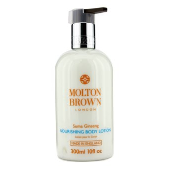 Molton Brown Suma Ginseng Loción Corporal Nutritiva  300ml/10oz