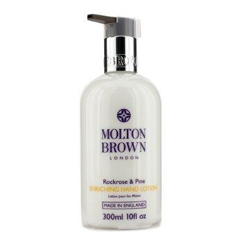 Molton Brown Rockrose & Pine Loción de Manos Enriquecedora  300ml/10oz