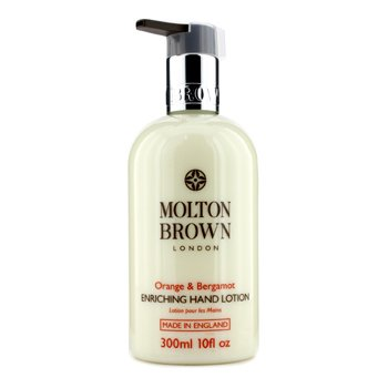 Molton Brown Orange & Bergamot Enriching Hand Lotion  300ml/10oz