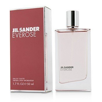 Jil Sander Everose Eau De Toilette Spray  50ml/1.7oz