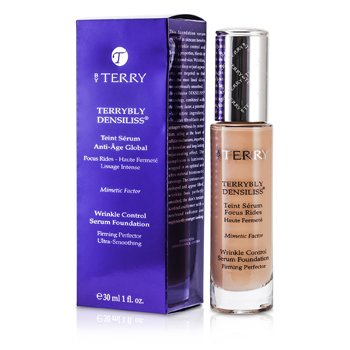 By Terry Terrybly Densiliss Wrinkle Control Serum Foundation - # 5 Medium Peach  30ml/1oz