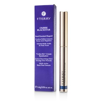 By Terry Ombre Blackstar Color Fix Crema Sombra de Ojos - # 14 Blue Obsession  1.64g/0.058oz