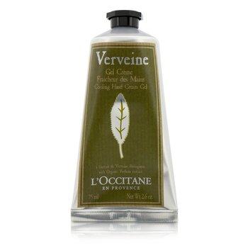 L'Occitane Verveine Cooling Hand Cream Gel  75ml/2.6oz