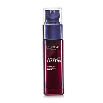 L'Oreal เซรั่ม Revitalift Laser X3   30ml/1oz
