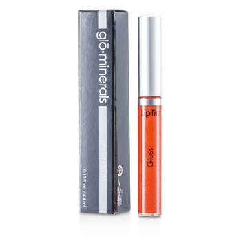 GloMinerals Lip Tint Gloss - Clearly Tango  4.4ml/0.15oz