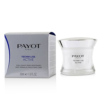 Payot Creme Para Rugas - Techni Liss Active - Deep Wrinkles Smoothing Care  50ml/1.6oz