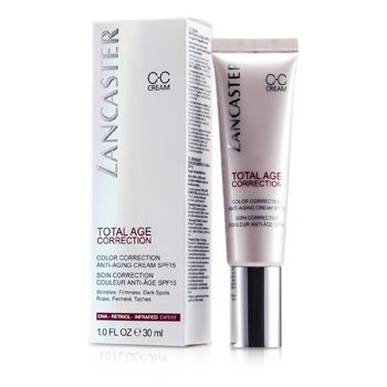Lancaster Total Age Correction Color Correction Anti-Aging Cream SPF15 377268  30ml/1oz