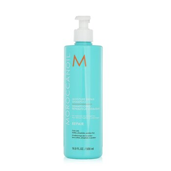 Moroccanoil Moisture Repair Shampoo (For Weakened and Damaged Hair)  500ml/16.9oz