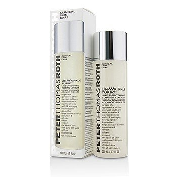 Peter Thomas Roth Loção Tônica Un-Wrinkle Turbo Line Smoothing  200ml/6.7oz