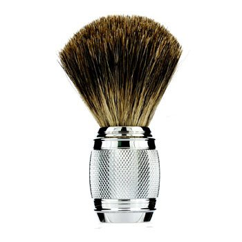 The Art Of Shaving Fusion Chrome Collection Shaving Brush  1pc
