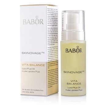 Babor Skinovage PX Λάδι Λιπιδίων (Για Ξηρή Επιδερμίδα)  30ml/1oz