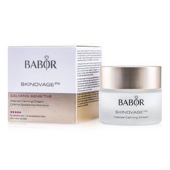 Babor Krém pro intenzivní zklidnění pleti Skinovage PX Calming Sensitive Intense Calming Cream (pro citlivou pokožku)  50ml/1.7oz