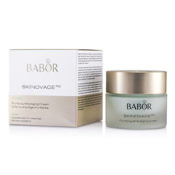 Babor Skinovage PX Pure Почистващ Крем Против Стареене ( За Проблемна Кожа )  50ml/1.7oz