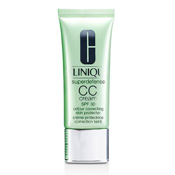 Clinique Superdefense CC Cream SPF30 - Medium Deep  40ml/1.4oz