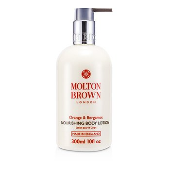 Molton Brown Orange & Bergamot Loción Corporal Nutritiva  300ml/10oz
