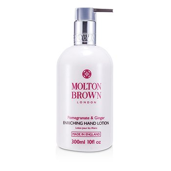 Molton Brown Emulsja do rąk Pomegranate & Ginger Enriching Hand Lotion  300ml/10oz