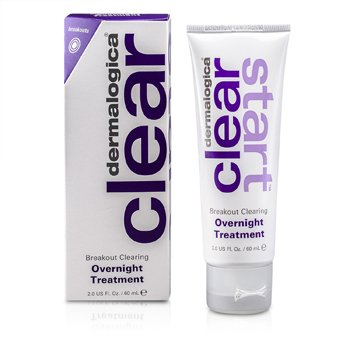 Dermalogica Clear Start Breakout Clearing Overnight Treatment  60ml/2oz