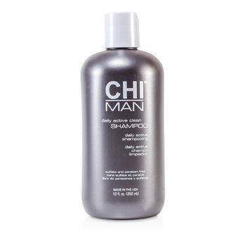 CHI Man Daily Active Clean Champ�  350ml/12oz