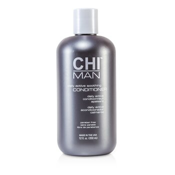 CHI Man Daily Active Soothing Conditioner  350ml/12oz