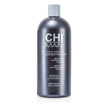 CHI Man Daily Active Soothing Conditioner - Kondisioner  950ml/32oz