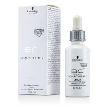 Schwarzkopf BC Scalp Therapy Suero (Para Cuero Cabelludo Desbalanceado)  30ml/1oz