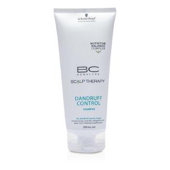 Schwarzkopf BC Scalp Therapy Champú Control de Caspa (Para Cuero Cabelludo Propenso a Caspa)  200ml/6.8oz
